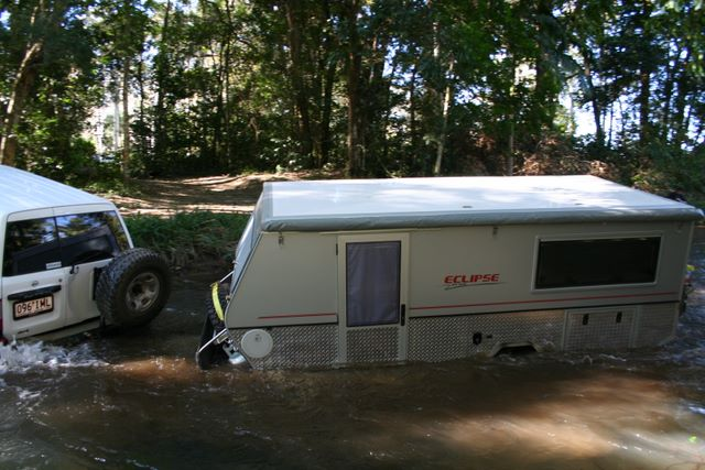 Amazing New CONQUEROR AUSTRALIA UEV490 Camper Trailers For Sale