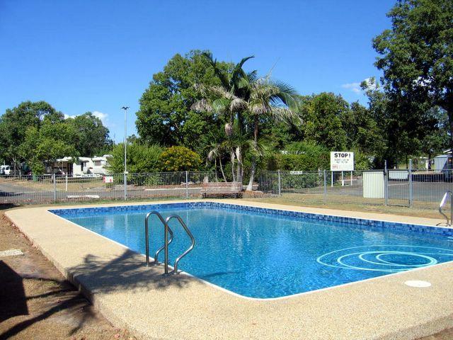Laidley Caravan Park Laidley Swimming Pool