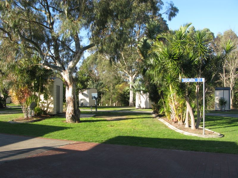 Mountain View Caravan and Mobile Home Village - Shoalhaven