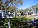 Active Holidays White Albatross - Nambucca Heads: Shady powered sites for caravans
