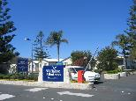 Active Holidays White Albatross - Nambucca Heads: Secure entrance and exit.