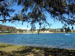 Active Holidays White Albatross - Nambucca Heads: The park is set around a delightful lake.