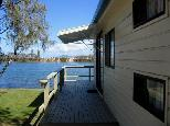 Active Holidays White Albatross - Nambucca Heads: Lake views abound.