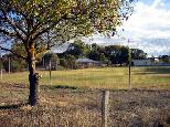 Auburn Showground Caravan Park - Clare Valley: Lots of wide open spaces.