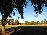 Auburn Showground Caravan Park - Clare Valley: View of the Showground which is adjacent to the Caravan Park