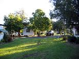 Bingara Riverside Caravan Park - Bingara: Cottage accommodation, ideal for families, couples and singles