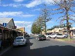 Harbour View Caravan Park - Cowell: Main street of Cowell
