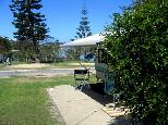Foreshore Caravan Park - Nambucca Heads: Powered sites for caravans