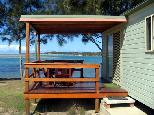 Foreshore Caravan Park - Nambucca Heads: Cottage accommodation, ideal for families, couples and singles