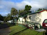 Newmarket Gardens Caravan Park - Ashgrove Brisbane: Cottage accommodation, ideal for families, couples and singles