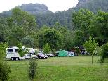 Sandy Hollow Tourist Park - Sandy Hollow: Powered sites for caravans