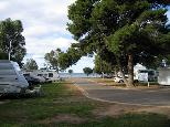 Tumby Bay Caravan Park - Tumby Bay: Good paved roads throughout the park
